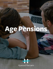 Age Pensions
